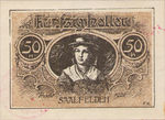 Austria, 50 Heller, FS 859c1