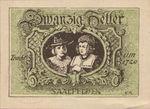Austria, 20 Heller, FS 859d1