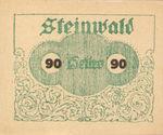 Austria, 90 Heller, FS 1033IIa