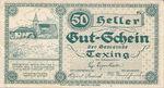Austria, 50 Heller, FS 1064Ib