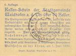 Austria, 20 Heller, FS 1125IIb