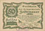 Austria, 50 Heller, FS 1265j