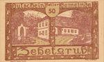 Austria, 50 Heller, FS 1262a