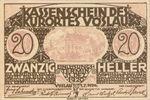 Austria, 20 Heller, FS 1121IIa