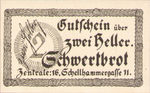 Austria, 2 Heller, FS 1217b