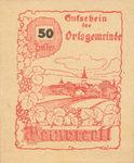 Austria, 50 Heller, FS 1150Ic