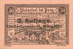 Austria, 50 Heller, FS 1152IIb