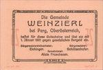 Austria, 50 Heller, FS 1152IIh