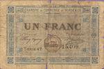 France, 1 Franc,
