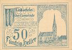 Austria, 50 Heller, FS 1160