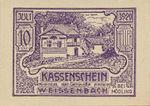 Austria, 10 Heller, FS 1156Ca