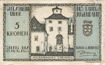 Austria, 5 Krone, FS 1207a