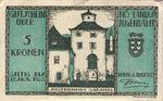 Austria, 5 Krone, FS 1207c