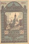 Austria, 50 Heller, FS 1127IIc