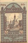 Austria, 50 Heller, FS 1127IIcx