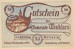 Austria, 50 Heller, FS 1246d