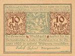 Austria, 10 Heller, FS 1135a
