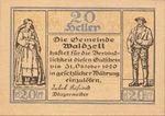 Austria, 20 Heller, FS 1135a