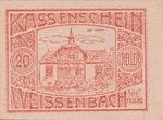 Austria, 20 Heller, FS 1156Aa