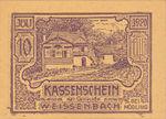 Austria, 10 Heller, FS 1156Ab
