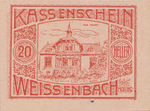 Austria, 20 Heller, FS 1156Ba