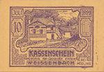 Austria, 10 Heller, FS 1156Bb
