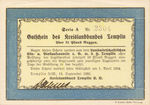 Germany, 10 Pfund Roggen, T002.3