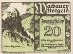 Austria, 20 Heller, FS 1122.2IIc