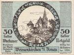 Austria, 50 Heller, FS 1122.13IIa