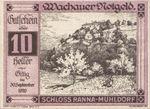 Austria, 10 Heller, FS 1122.7IIc