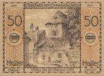 Austria, 50 Heller, FS 1122.1IIId