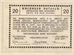 Austria, 20 Heller, FS 1122.5IIc