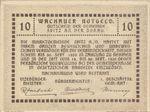 Austria, 10 Heller, FS 1122.12IIc