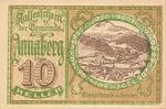 Austria, 10 Heller, FS 44a