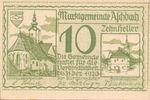 Austria, 10 Heller, FS 55c