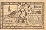 Austria, 20 Heller, FS 55c
