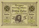Austria, 50 Heller, FS 18IIc