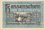 Austria, 20 Heller, FS 105a