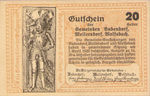 Austria, 20 Heller, FS 112a