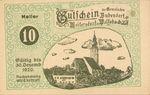 Austria, 10 Heller, FS 112g