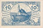 Austria, 10 Heller, FS 172a