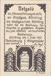 Austria, 30 Heller, FS 152Va