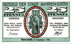 Germany, 25 Pfennig, 6.1