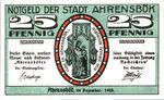Germany, 25 Pfennig, 6.1