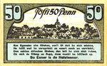 Germany, 50 Pfennig, 6.1
