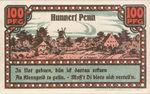 Germany, 100 Pfennig, 6.1