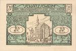 Austria, 20 Heller, FS 729
