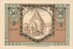 Austria, 50 Heller, FS 729