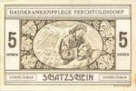 Austria, 5 Krone, FS 729