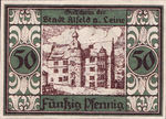 Germany, 50 Pfennig, 11.1